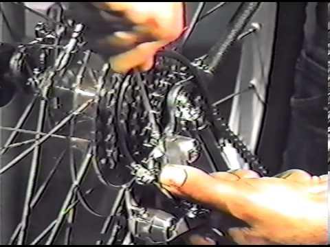Vintage Road Bicycle Assembly & Repair, Part 2 of 2