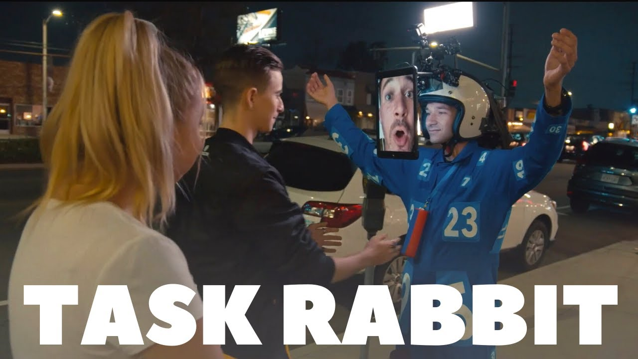 Human Task Rabbit   Magic for Humans