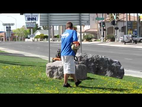 Landscaping Business in Action ~ How to get the Job done!
