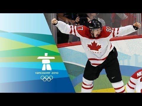 Canada Win Ice Hockey Gold V USA - Highlights - Vancouver 2010 Winter Olympics