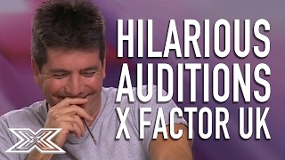 Download Hilarious Auditions on The X Factor UK | X Factor Global Video