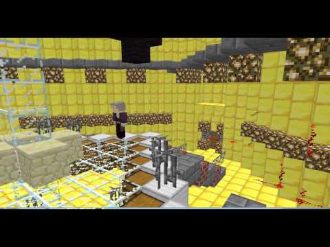 Tardis Interior Regen. In Minecraft