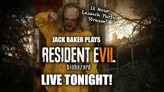 RESIDENT EVIL 7 FULL PLAYTHROUGH (Replay) Gameplay Live Stream with the Crimson Army!