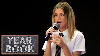 Troublemaker Finds Her Passion for Singing at School | Yearbook