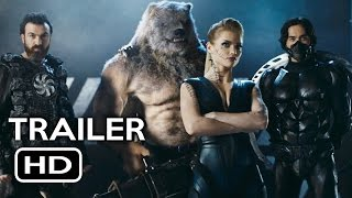 Guardians English Trailer (2017) Russian Superhero Movie HD