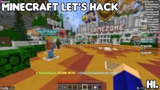 synergy minecraft hack client