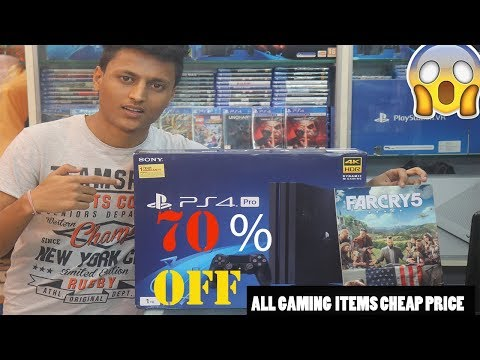 Buy PS4 PRO IN 70% Discount | BUY xbox one | ps4 pro | ps4  | ps3  Cheapest Gaming Market |