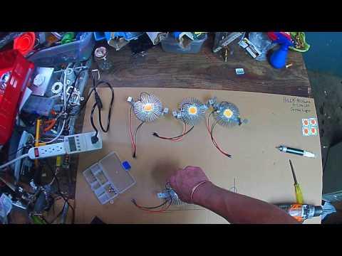 DIY LED Basics: Conversion Episode 2 COB GrowHack