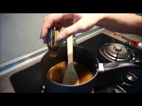 DoTerra homemade cough drops