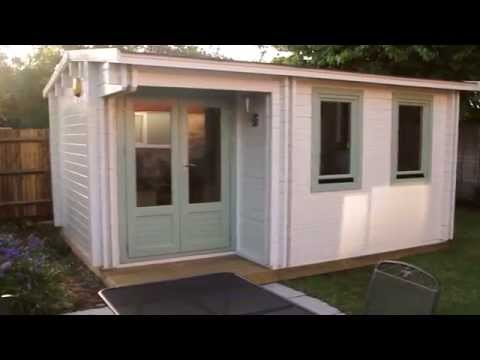 Building a Garden Shed / Summerhouse