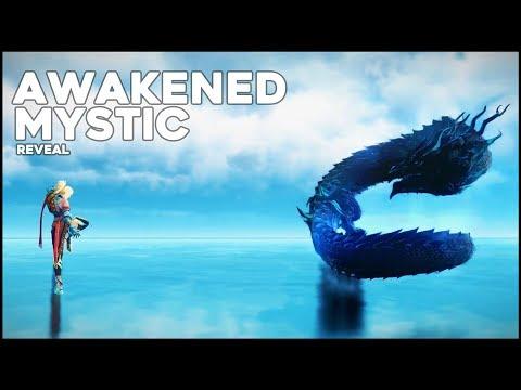 Black Desert Online ► Mystic Awakening Reveal (2017)