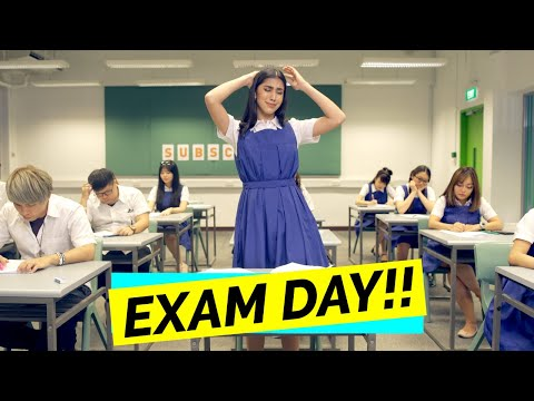 Xxx Mp4 13 Types Of Students On Exam Day 3gp Sex