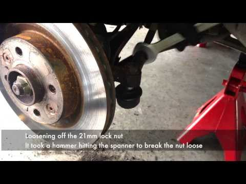 Track Rod End Replacement