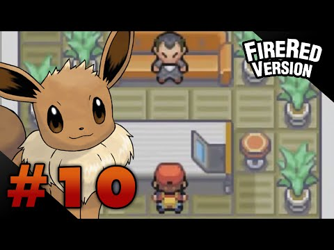 Let's Play Pokemon: FireRed - Part 10 - Rocket Hideout