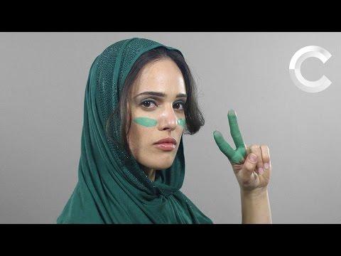 Iran (Sabrina)   100 Years of Beauty - Ep 3   Cut