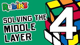 How To Solve A Rubiks Cube Official Tutorial Part 4