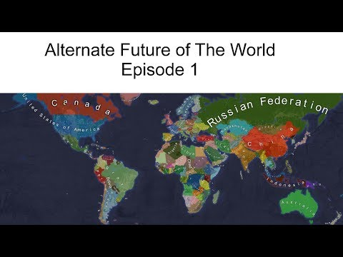 Alternate Future of the World Episode 1: The Syrian Civil war