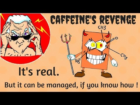How to manage your caffeine addiction