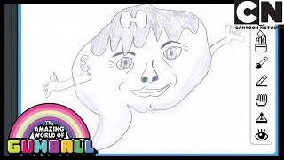 Darwin's Yearbook: Carrie | Gumball | Cartoon Network