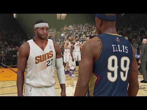 NBA 2K14 PS4 My Career - 2 Chris Smoove's