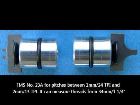 Part 3 Internal thread pitch diameter measurement.wmv