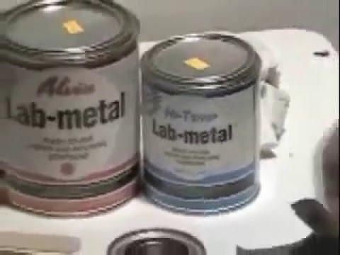 Lab Metal and High Temp Lab Metal