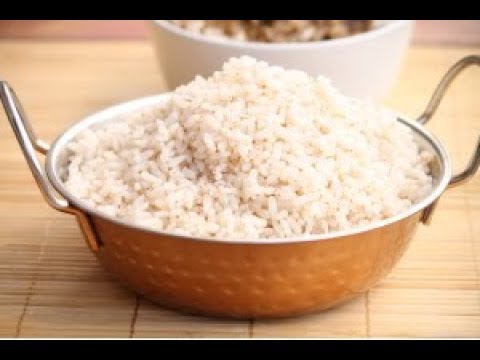 Instant Pot Rosematta or Red Rice- Kerala Matta Rice