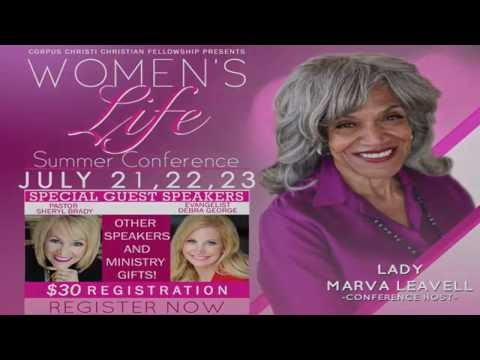 CCCF -  2016 Women's Life Summer Conference