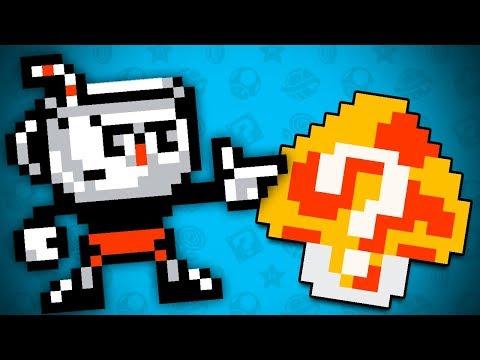 Cuphead Mystery Mushroom Costume - Super Mario Maker Mod