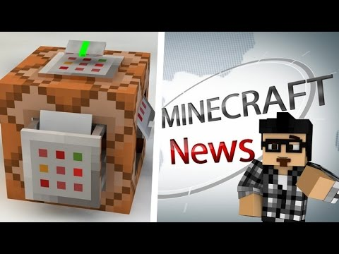 LES 16 COMMANDES SECRÈTES DE MINECRAFT ! | Minecraft News !
