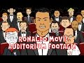 RONALDO MOVIE - AUDITORIUM FOOTAGE! (Film Premiere Trailer Documentary Parody)