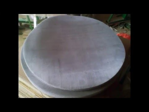 Stainless steel wire mesh filter,oval shape mesh filter discs,ss wire mesh filter,