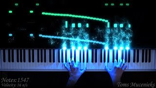 The Lord of the Rings - Main Theme (Piano Version) - PakVim