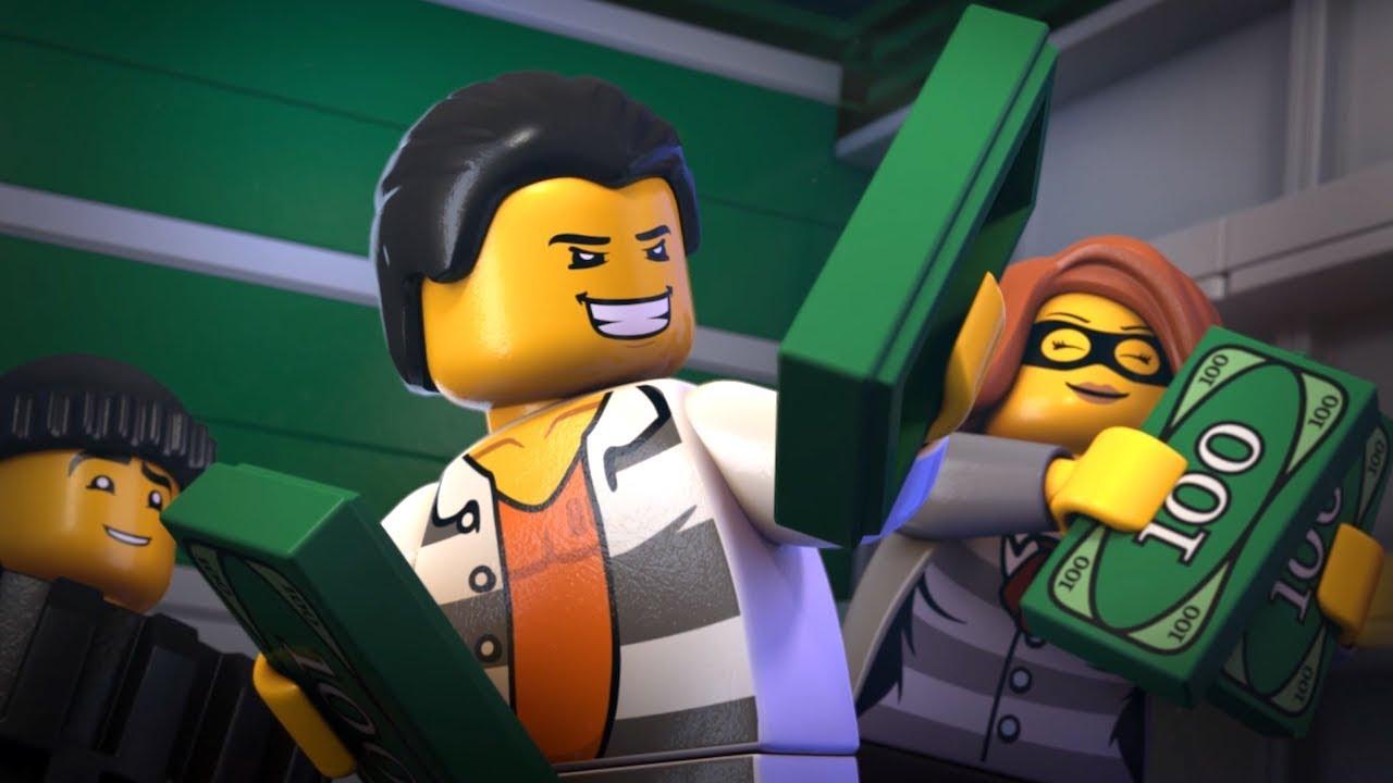 Dessin Animé LEGO City en Français: Vidéo avec Episodes Complets LEGO City Police, Jungle & Plus!