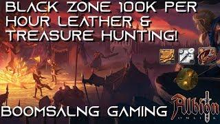 Albion Online | T5 Black Zone Solo Dungeon - Jyke - imclips net