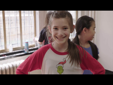 These Broadway Kid Dancers are Dancing to Save Lives! (extended)