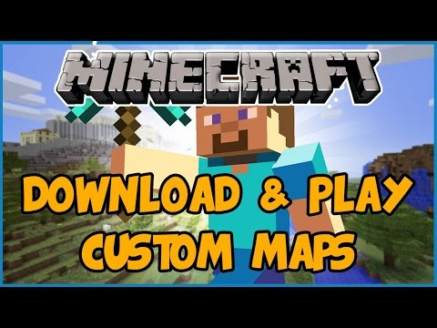 HOW TO INSTALL MINECRAFT PS3/PS4 CUSTOM MAPS 100% WORKING!