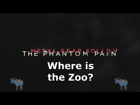 Metal Gear Solid V: The Phantom Pain - How to get to the Zoo