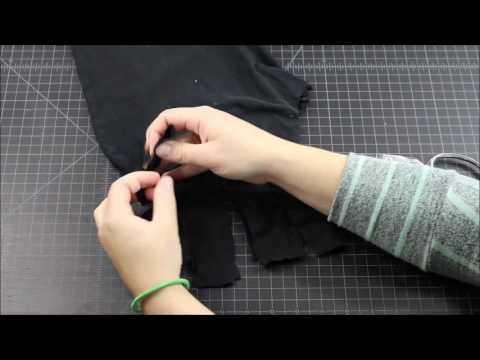 DIY No Sew Yoga Mat Bag