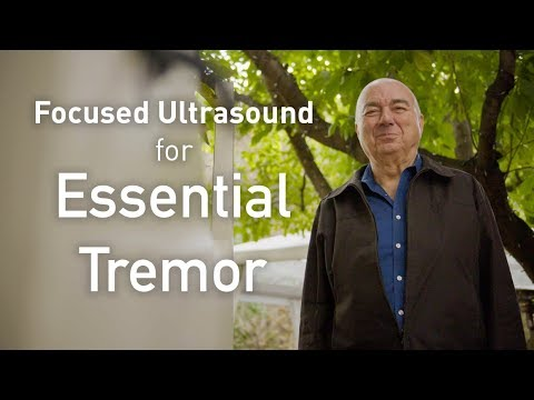 Focused Ultrasound Treatment for Essential Tremor | Jordan's Story