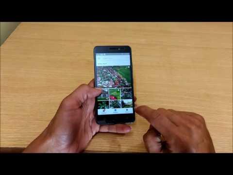 How to take screenshot on Lenovo K6 Power