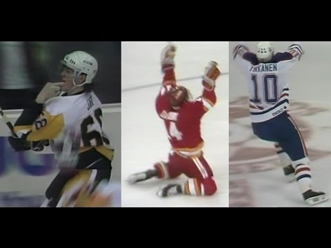 1991 Stanley Cup Playoffs - Overtime Goals