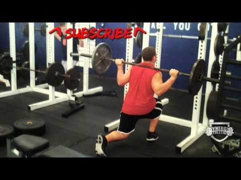 Build Explosive Legs Full Workout