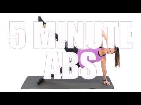 5 Minute Abs