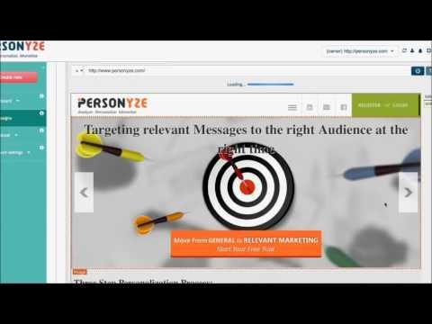 Building a Personalization Campaign