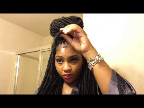 How To Groom Your Faux Locs