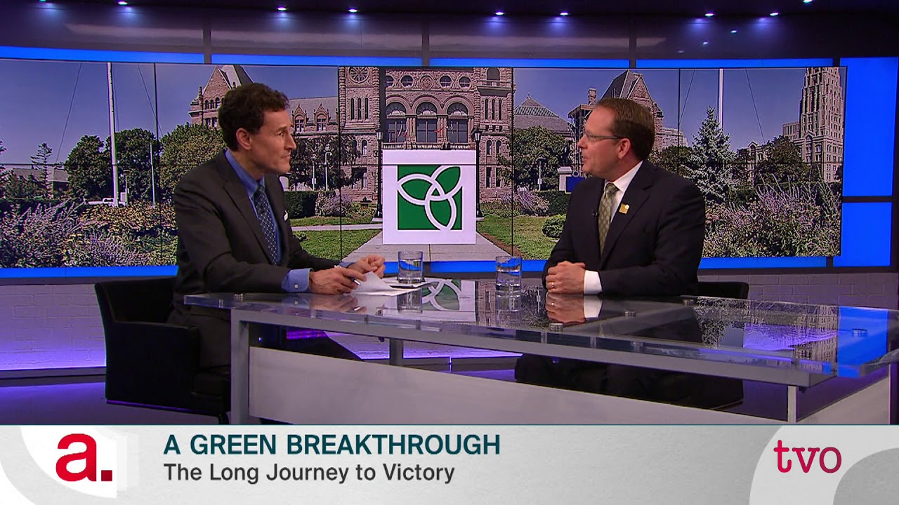 A Green Breakthrough