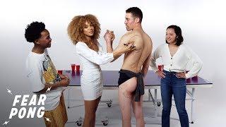 Couple vs. Couple (Jenny & Olive vs. Madison & Torrey) | Fear Pong | Cut