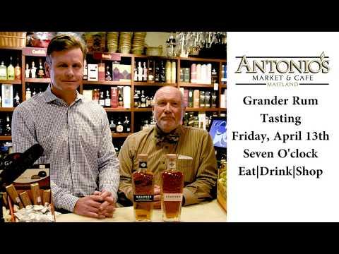 Antonio's Market & Grander Rum