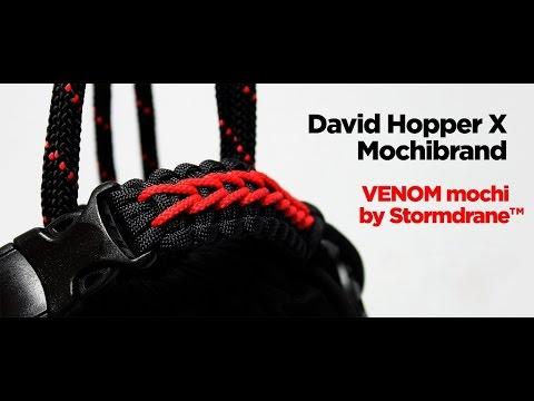 VENOM mochi by Stormdrane X Mochibrand